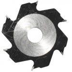 Einhell Fräserblatt passend für Flachdübelfräse (100x22x3,8 mm, 6 Zähne)