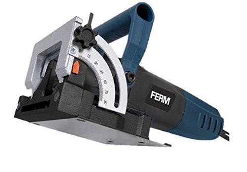 ferm flachduebelfraese 900 w - Ferm Flachdübelfräse, 900 W