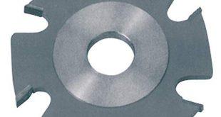 Original Einhell Ersatzfraeserblatt Flachduebelfraesen Zubehoer Masse O100 x O22 x 38mm 310x165 - Original Einhell Ersatzfräserblatt (Flachdübelfräsen-Zubehör, Maße: Ø100 x Ø22 x 3,8mm, 6 Zähne, passend für Einhell Flachdübelfräse)